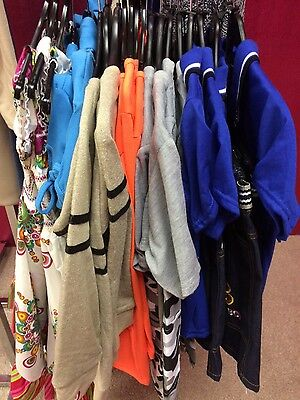 Joblot 20 kids clothing mixed styles and sizes bnwt