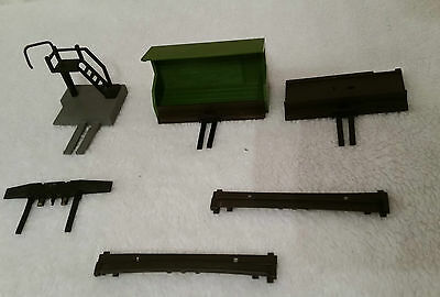 Hornby 00 Gauge Spare Parts for a Travelling Post Office
