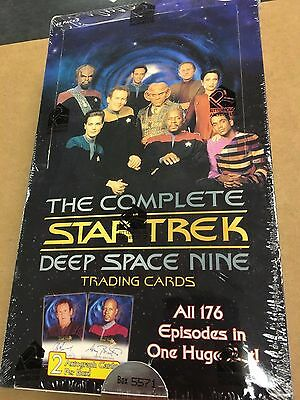 Rittenhouse Star Trek Deep Space Nine 9 DS9 The Complete Sealed Box New Unopened