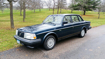 1993 Volvo 240  1993 Volvo 240 Classic Sedan - Last Year Production. Serviced w/ New Timing Belt