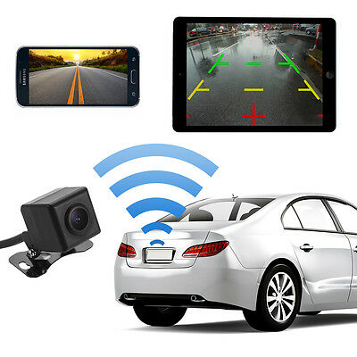 WIFI in Car Backup Rear View Reversing Parking Camera for Android Devices MA762
