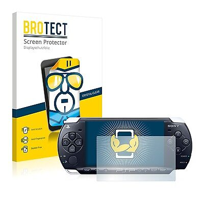 2x BROTECT Screen Protector for Sony PSP 3004 Protection Film