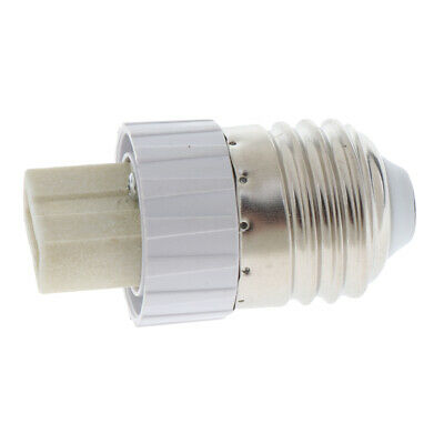 E27 to G9 Light Bulb Lamp Screw Base Socket Adapter Adaptor Converter Holder DIY