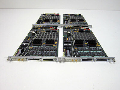 4X Hp Hewlett-Packard 16555A 68 Channels 500 Mhz Timing 125 Mhz State