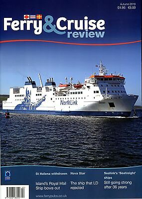 Ferry & Cruise Review Autumn 2016