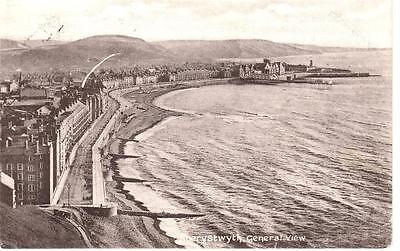 Wales - Aberystwyth, general view (Frank Phillips)