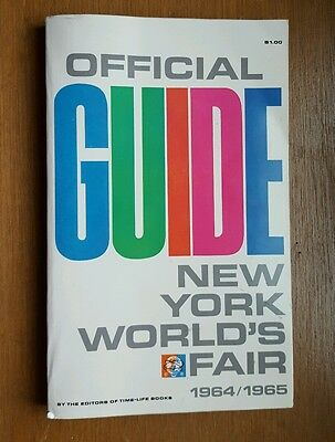Official Guide New York World's Fair 1964/1965