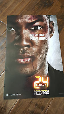 2016 Sdcc Comic Con Exclusive Fox Poster 24 Legacy Corey Hawkins Jimmy Smits