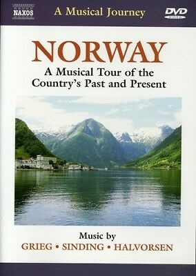 Norway - Musical Journey: Norway Country's Past & Present [New DVD]