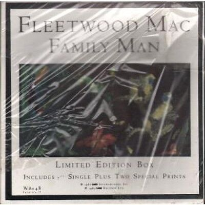 """FLEETWOOD MAC Family Man 7"""" BOX SET VINYL B/W You And I Part 2 In Limited Box"""