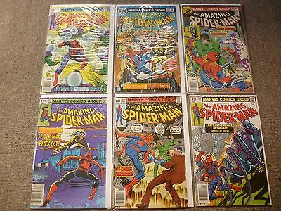 The Amazing Spider-Man comic lot x 37 issues