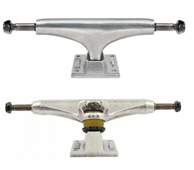 Thunder Mid Polished Silver Skateboard Trucks Free Delivery Australia