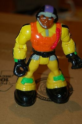 Bob Buoy Rescue Heroes Fisher Price Action Figure ~ FREE SHIPPING