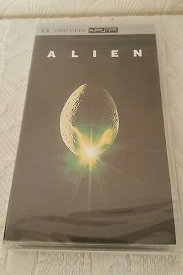 Alien UMD Video PSP Sony Playstation Portable Sealed