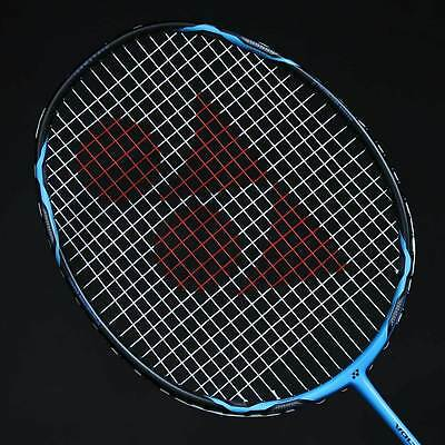 Yonex Voltric 1Dg Badminton Racket Strung With Bg65 String Up To 35Lbs!!!