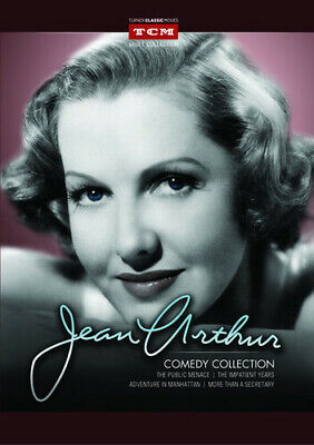 Jean Arthur: Comedy Collection [New DVD] Manufactured On Demand, Boxed Set, Do
