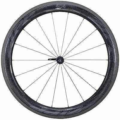 Zipp 404 NSW Carbon Road Bike/Cycle/Cycling 700C Clincher Wheel - Front