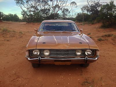 Ford XA Fairmont Sedan Not Coupe Or Gt Or Cobra