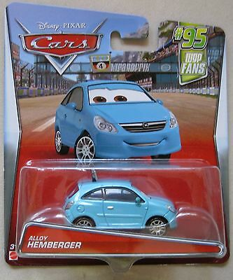 Disney PIXAR Cars ALLOY HEMBERGER WGP #95 Fans series
