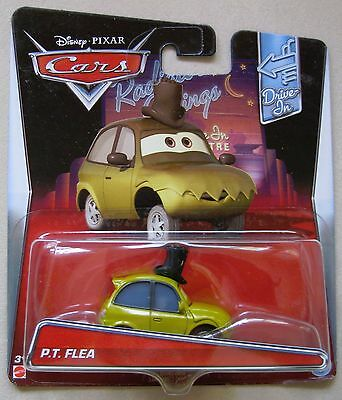 Disney PIXAR Cars P.T. FLEA Drive In series