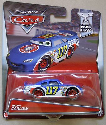Disney PIXAR Cars RALPH CARLOW Piston Cup series