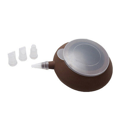 Silicone Cake Cookie Pastry Icing Decorating Syringe Cream Chocolate Teapot