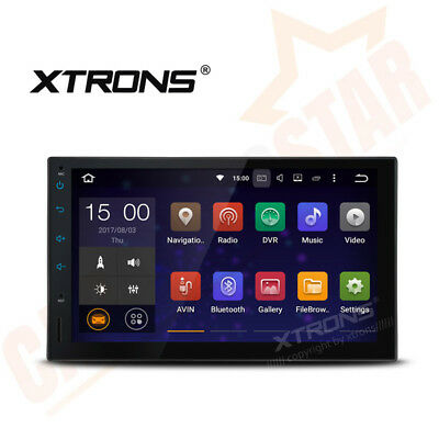 """7"""" Android 5.1 Double 2 DIN Sat Nav Car GPS Stereo DAB+ Radio WiFi 3G OBD2 TPMS"""