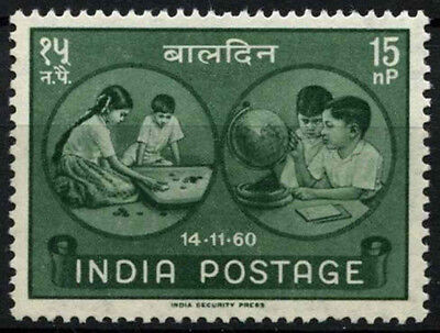 India 1960 SG#431 Childrens Day MNH #D39221