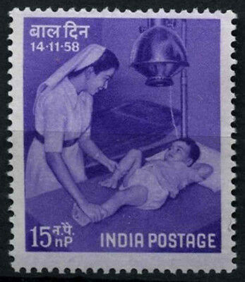 India 1958 SG#419 Childrens Day MNH #D39229