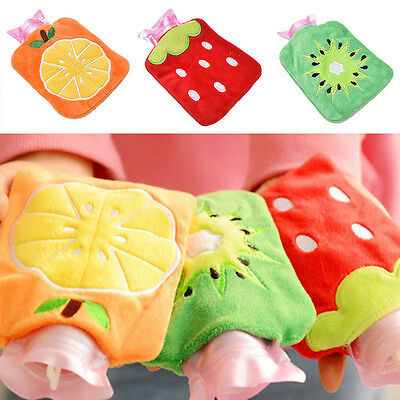Hot Water  plush bag Bottle Bag Warm Relaxing Heat&Cold Home Necessary Outdoor