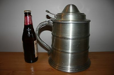 Retro Large Beer Stein Ice Bucket Perfect For Bar Or Man Cave