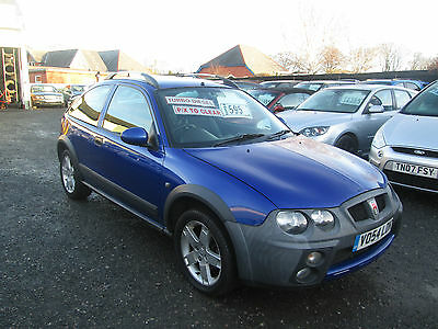 2004 Rover Streetwise Se Td Blue