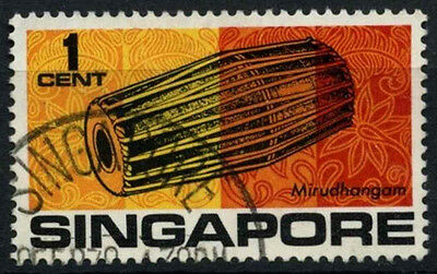Singapore 1968-73 SG#101, 1a Definitive Used #D38067