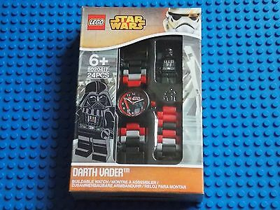 Lego - Star Wars ( Set 8020417 - Darth Vader Buildable Watch ) Brand New