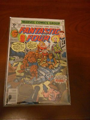 Fantastic Four 180 High Grade Archived in Mylar Multi Ship Rate