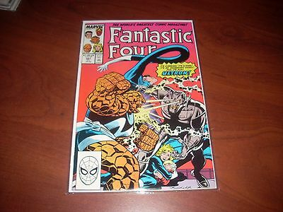 Fantastic Four 331 Ultron VF/VF+ Archived in Mylar Multi Ship Rate