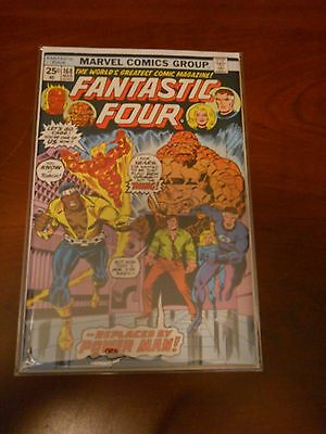 Fantastic Four 168 High Grade Archived in Mylar Multi Ship Rate
