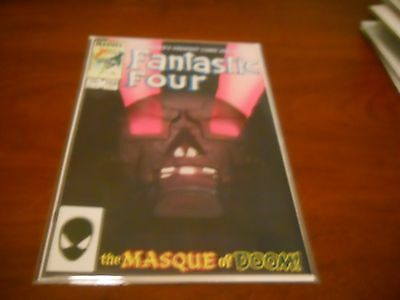 Fantastic Four 268 High Grade Archived in Mylar Multi Ship Rate