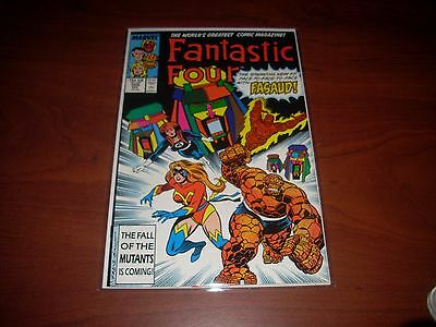 Fantastic Four 309 High Grade Archived in Mylar Multi Ship Rate