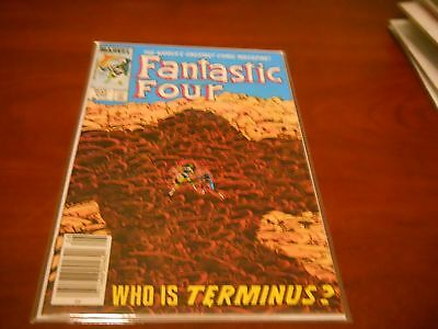 Fantastic Four 269 High Grade Archived in Mylar Multi Ship Rate