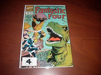 Fantastic Four 346 High Grade Archived in Mylar Multi Ship Rate