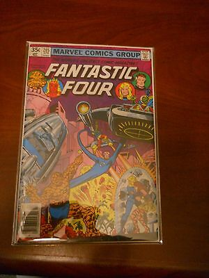 Fantastic Four 205 High Grade Archived in Mylar Multi Ship Rate