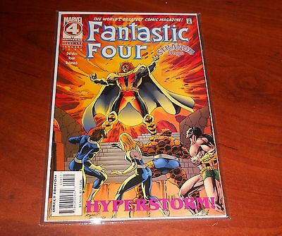 Fantastic Four 408 High Grade Archived in Mylar Multi Ship Rate