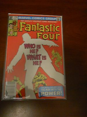 Fantastic Four 234 High Grade Archived in Mylar Multi Ship Rate