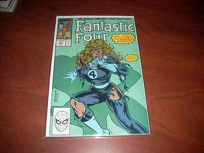 Fantastic Four 332 High Grade Archived in Mylar Multi Ship Rate