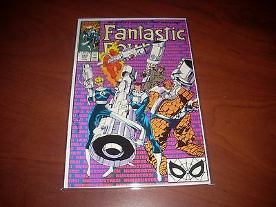 Fantastic Four 343 High Grade Archived in Mylar Multi Ship Rate