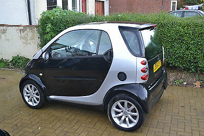 2005 Smart Fortwo Passion Sp-G Edn A Silver