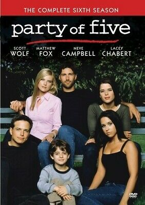Party of Five: The Complete Sixth Season [New DVD] Manufactured On Demand, Ac-