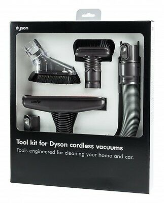 Dyson 919648-02 Tool Kit for Dyson Cordless Vacuums (4 Dyson tools)