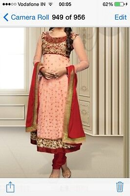 Bollywood Anarkali Suit- - On Sale - Buy Now